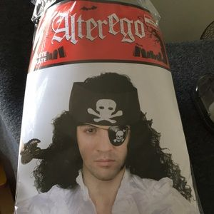 Other - Pirate WIG costume. Wig only. No eye patch.